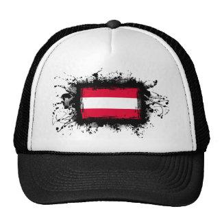 Bandera de Austria Gorra