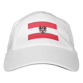 Bandera de Austria Gorra De Alto Rendimiento