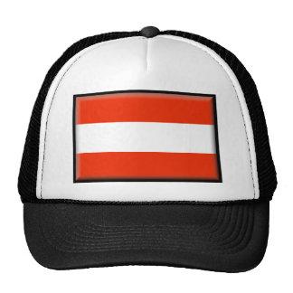 Bandera de Austria Gorras