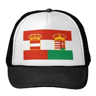 Bandera de Austria Hungría (1869-1918) Gorros Bordados