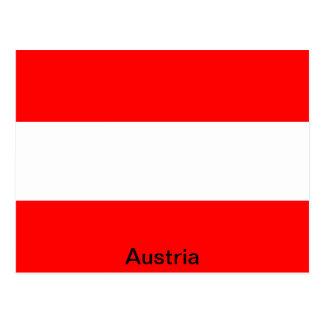 Bandera de Austria Postal