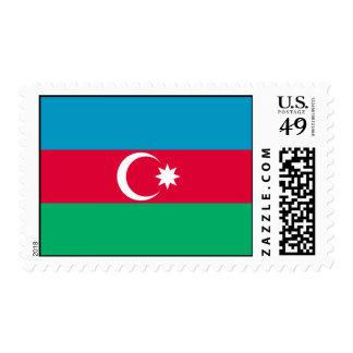 Bandera de Azerbaijan; Azerbaiyano Sello