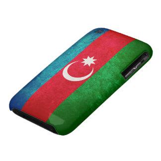 Bandera de Azerbaijan Case-Mate iPhone 3 Protectores