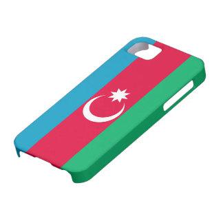 Bandera de Azerbaijan iPhone 5 Funda