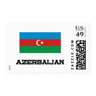 Bandera de Azerbaijan Sellos