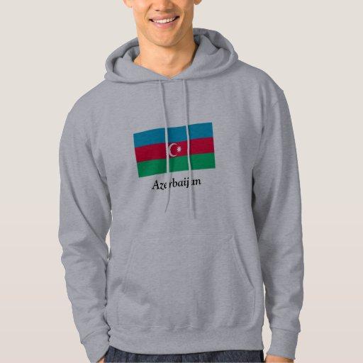 Bandera de Azerbaijan Sudadera