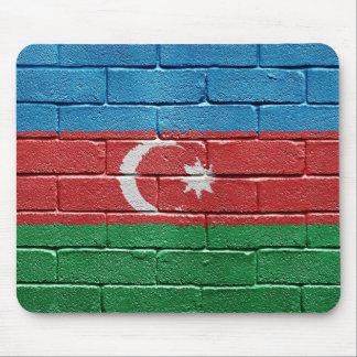 Bandera de Azerbaijan Tapetes De Raton