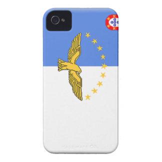 Bandera de Azores Portugal iPhone 4 Coberturas