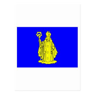 Bandera de Baarle-Hertog Tarjetas Postales