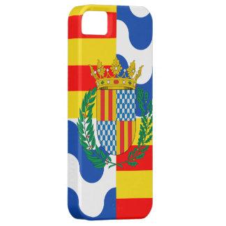 Bandera de Badalona iPhone 5 Case-Mate Fundas