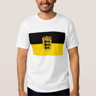 Bandera de Baden-wurttemberg Poleras