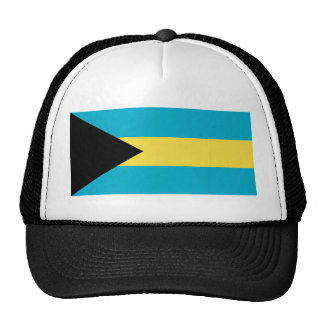 Bandera de Bahamas Gorros