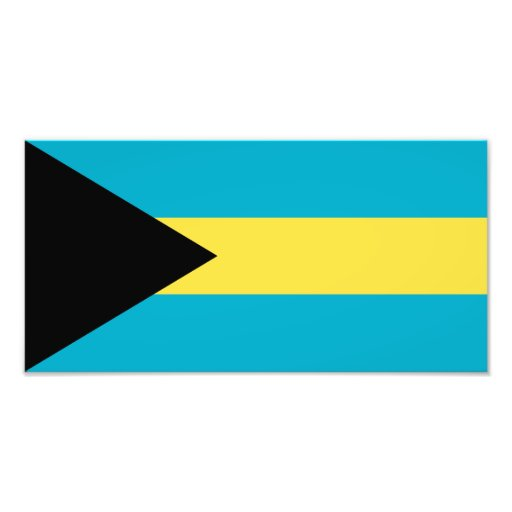 Bandera de Bahamas Fotos