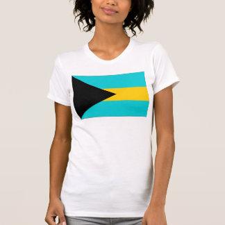 Bandera de Bahamas T-shirt