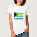 Bandera de Bahamas Playeras