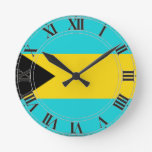Bandera de Bahamas Relojes