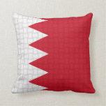 Bandera de Bahrein Cojines