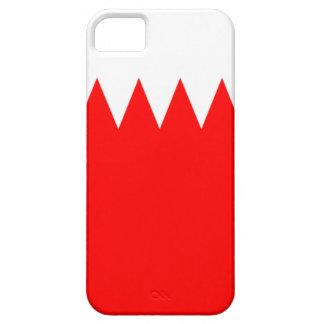 Bandera de Bahrein iPhone 5 Carcasas