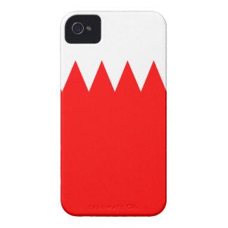Bandera de Bahrein Case-Mate iPhone 4 Cobertura