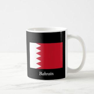 Bandera de Bahrein Taza Clásica