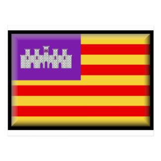Bandera de Balearic Island Postal