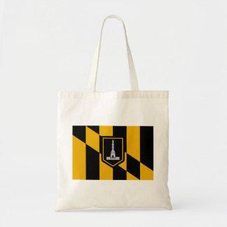 Bandera de Baltimore Bolsa Tela Barata