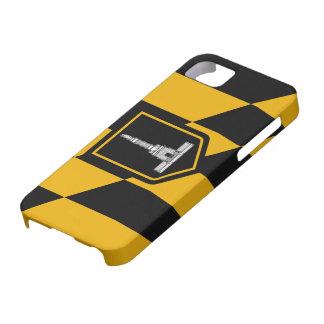 Bandera de Baltimore Funda Para iPhone SE/5/5s