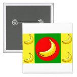 Bandera de Banana Republic Pin