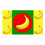 Bandera de Banana Republic Postal