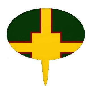 Bandera de Bandera Bermejo Figuras De Tarta