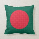 Bandera de Bangladesh Almohadas