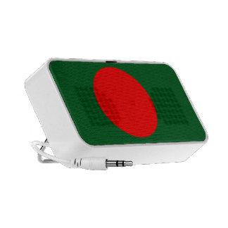 Bandera de Bangladesh Altavoces De Viaje