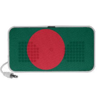 Bandera de Bangladesh; Bangladeshí; Altavoz