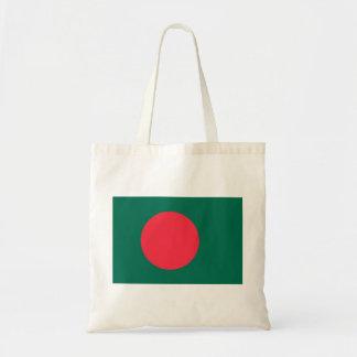 Bandera de Bangladesh; Bangladeshí; Bolsa De Mano