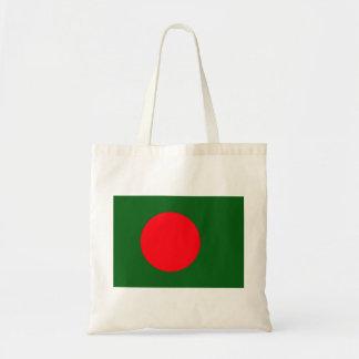 Bandera de Bangladesh Bolsa De Mano