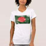 Bandera de Bangladesh Camisetas
