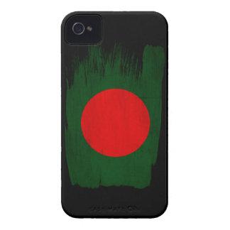 Bandera de Bangladesh iPhone 4 Case-Mate Funda