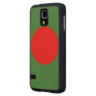 Bandera de Bangladesh Funda De Galaxy S5 Slim Arce