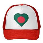 Bandera de Bangladesh Gorro