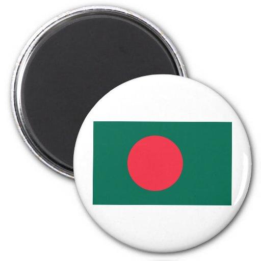 Bandera de Bangladesh Iman De Nevera