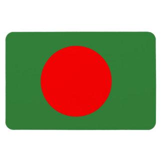 Bandera de Bangladesh Imán Flexible