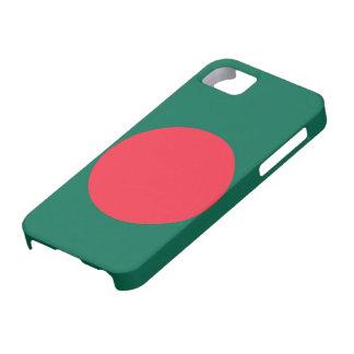 Bandera de Bangladesh iPhone 5 Carcasa