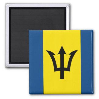 Bandera de Barbados Iman De Nevera