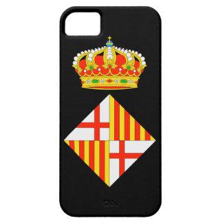 Bandera de Barcelona iPhone 5 Coberturas