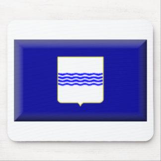 Bandera de Basilicata (Italia) Alfombrilla De Ratones