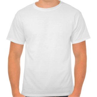 Bandera de batalla del Virginian de los tyrannis d Camisetas