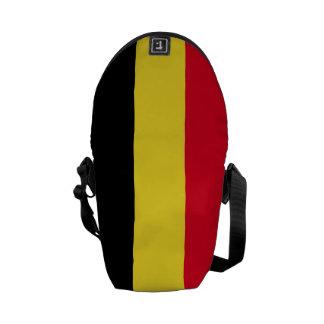 Bandera de Bélgica Bolsa De Mensajería