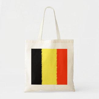 Bandera de Bélgica Bolsa Tela Barata
