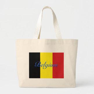 Bandera de Bélgica Bolsa Tela Grande