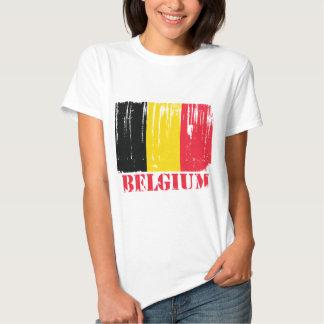Bandera de Bélgica Camisas